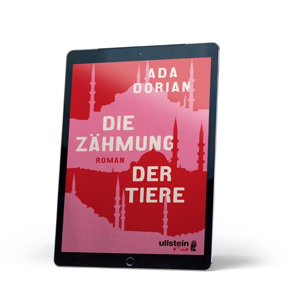 eBook Ada Dorian - Die Zähmung der Tiere